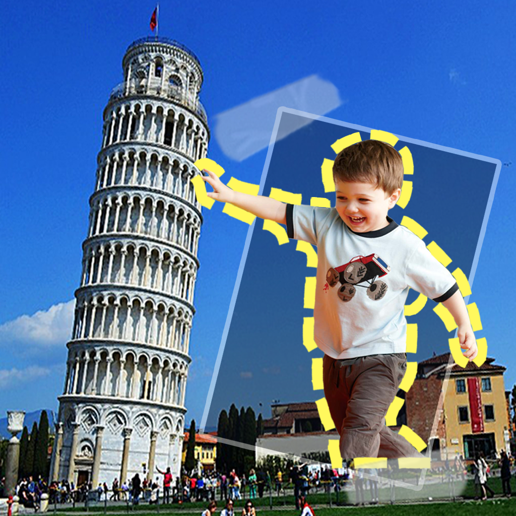 Cut Me Out Pro - Easy photo editor to Chop photo, superimpose or erase background